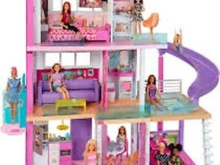 BARBIE DREAM HOUSE FUllY FURNISHED TY HOUSE