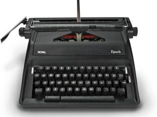 ROYAl EPOCH MANUAl TYPEWRITER 79100G