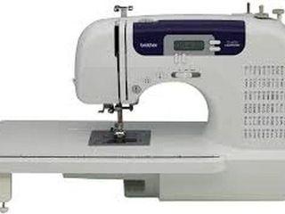 BROTHER CS600I SEWING MACHINE