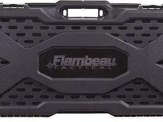 FlAMBEU TACTICAl GUN CASE APPROX 41 IN