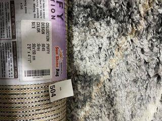 SUNSHINE RUG PUFFY COllECTION 8045 APROX 2 8 X