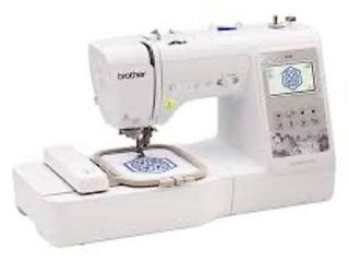 BROTHER SE600   4X4 EMBROIDERY AND SEWING MODEl
