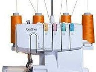 BROTHER 1034D SERGER  HEAVY DUTY METAl FRAME