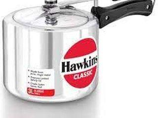 HAWKINS ClASSIC 3 lITRE PRESSURE TAll COOKER