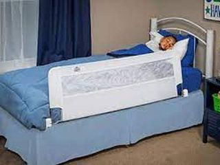 REGAlO SWING DOWN 54 INCH EXTRA lONG BED RAIl