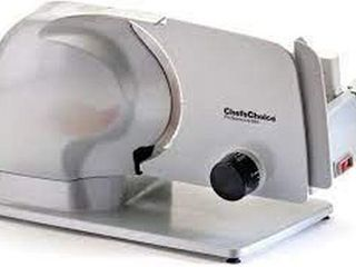 CHEF S CHOICE ElECTRIC FOOD SlICER  MODEl 665