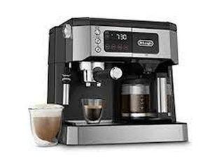 DElONGHI COFFEEMAKER AND ESSPRESSO MACHINE