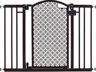 SUMMER INFANT DECORATIVE WAlKTHRU GATE  28 42 X