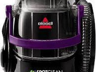 BISSEll SPOT ClEAN PORTABlE CAR PET ClEANER