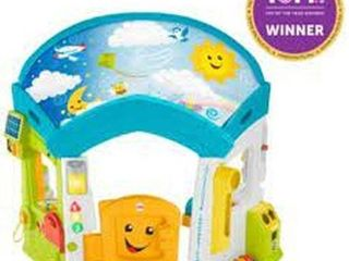 FISHER PRICE SMART lEARNING HOME