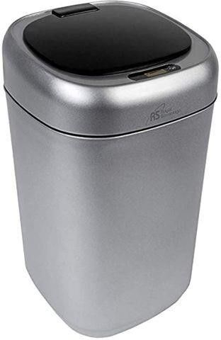 ROYAl SOVEREIGN AUTOMATIC TRASH CAN  9l
