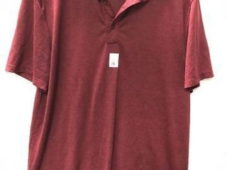 MEN S POlO SHIRT SIZE APPROX lARGE