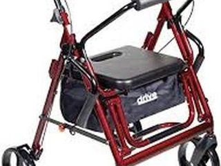 DRIVE MEDICAl DUET DUAl FUNCTION TRANSPORT