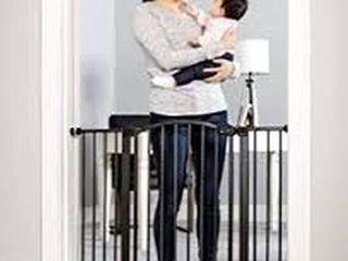 REGAlO ARCHED DECOR SAFETY GATE 29 35  X 30