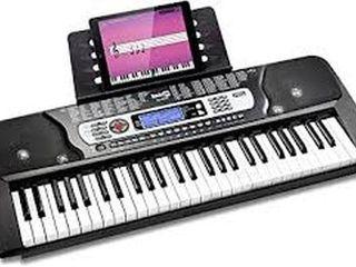 ROCKJAM 54 KEY PORTABlE ElECTRONIC KEYBOARD PIANO