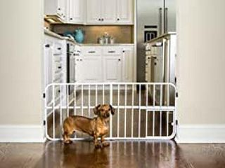 CARlSON PET PRODUCTS EXPANDABlE GATE 22 38 X 18