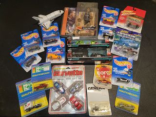 Online Only - Die-Cast Cars And Toys