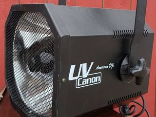 UV Canon American DJ Black light
