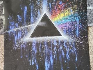 Stephen Fishkick Darkside of the Moon Art Print 24 x36