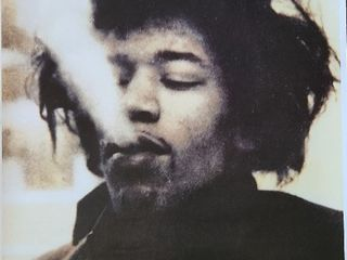 Smoking Hendrix Poster 24 x 32