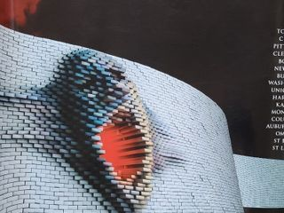 Roger Waters The Wall live Concert Poster