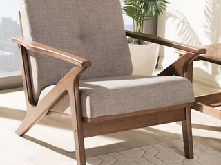 Baxton Studio Bianca lounge Chair