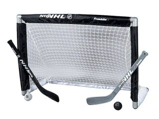 Franklin Sports Knee Hockey Set