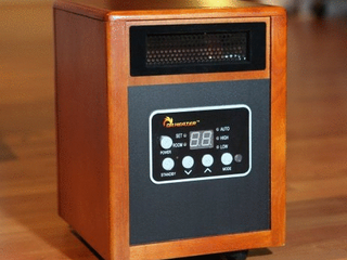 Dr  Infrared Heater DR 968 Portable Space Heater