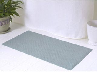 Rounded Corner Slip Resistant Bath Mat