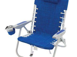 Rio Beach Folding Backpack Beach Chair SEE DESCRIPTION