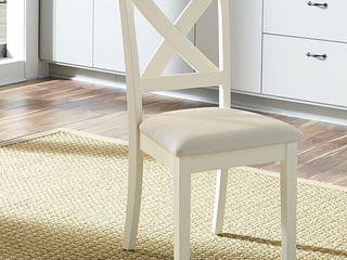 The Gray Barn Hillside X Back Dining Chairs SET OF 2