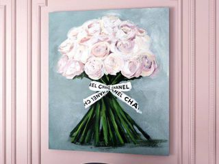 Oliver Gal The Perfect Bouquet Floral Canvas Art