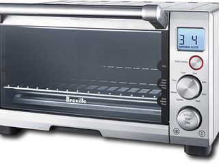 Breville the Compact Smart Oven Toaster Pizza Oven