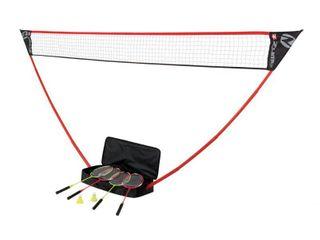 Zume Games Badminton Set