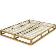 Unfinished Platform Bed Frame Unknown Size