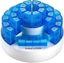 MEDCA Monthly Pill Box