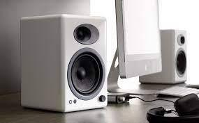 Audioengine A5  Powered Bookshelf Speakers