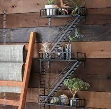 Design Ideas Fire Escape Shelving