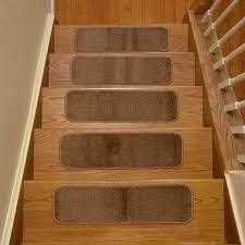 Washable Super Soft Plush Stair Treads 7 PACK