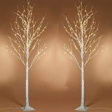 lED light Up Tree Branches Decor