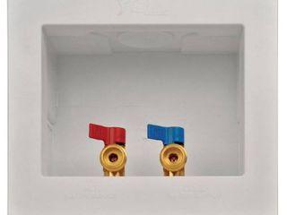 SharkBite 24763 Washing Machine Outlet Box  1 2