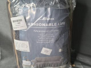 Fully Protected Sofa Cover
