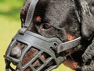 Dog Muzzle Soft Basket Silicone Muzzles for Dog  Best to Prevent Biting  Chewing and Barking  Allows Drinking and Panting  Used with Collar  3  Snout 10 12  Black