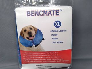 Bencmate  Xl  Neck Circumference 18  And Up   Rottweiler  Mastiff  Great Dane