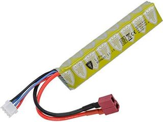 Elite Force Airsoft Battery for 6mm BB Electric Airsoft Guns  11 1V lipo 900 mAh  Stick   Deans  One Size  2211151