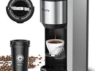 Sboly Grind Nad Brew Coffee Machine