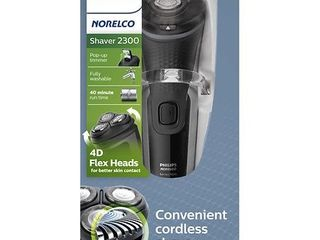 Philips Norelco   Norelco Electric Shaver   Slate Gray
