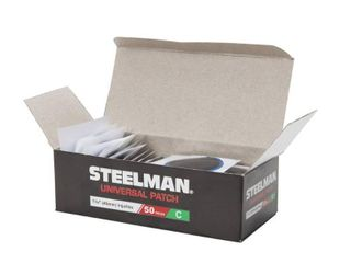 STEElMAN JSRG6 1 3 4 Inch Universal Tire Repair Patch  Box of 50
