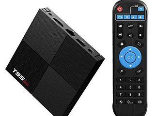 Android 9 0 TV Box  T95 Mini Android Box 2GB RAM 16GB ROM H6 Quadcore Smart TV Box 2 4GHz WiFi 3D 6K Streaming Media Player