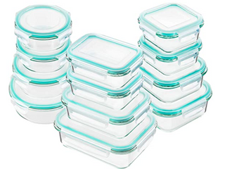 Bayco Food Storage Containers Set of 12